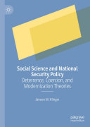 Social Science and National Security Policy Pdf/ePub eBook