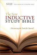 The New Inductive Study Bible  NASB