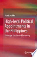 High Level Political Appointments In The Philippines