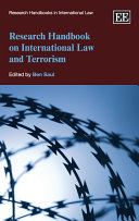 Research Handbook on International Law and Terrorism: