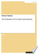 The Evaluation of Yves Saint Laurent Beauty Book PDF