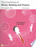 The Economics of Money  Banking and Finance Book