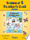 Grammar 5 Teacher's Book: In Print Letters (American English Edition)