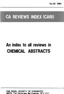 CA Reviews Index (CARI).