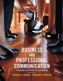 Business   Professional Communication
