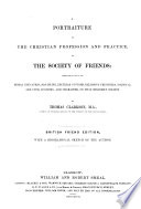A Portraiture of the Christian Profession and Practice of the Society of Friends