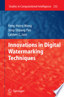 Innovations in Digital Watermarking Techniques Book
