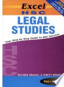 """""""Excel HSC Legal Studies"""" by Belinda Brassil, Dimity Brassil"""