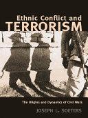 Ethnic Conflict and Terrorism