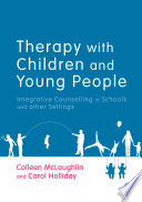 Therapy With Children And Young People Book