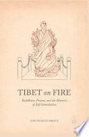 Tibet On Fire Book