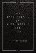 NIV, Essentials of the Christian Faith, New Testament, eBook