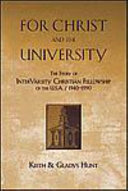 For Christ and the University