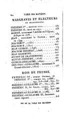 Beautés de l'histoire de Prusse