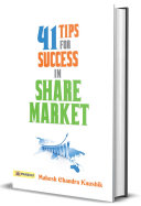 41 Tips for Success in Share Market Pdf/ePub eBook
