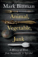 Animal, Vegetable, Junk Pdf/ePub eBook