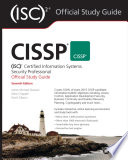 Cissp Isc 2 Certified Information Systems Security Professional Official Study Guide