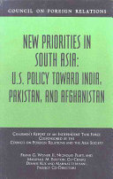 New Priorities in South Asia