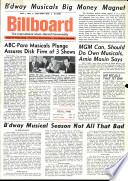 1 juni 1963