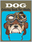 Dog Coloring Book For Adults PDF