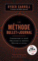 La méthode Bullet Journal ebook