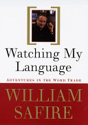 Watching My Language: [Pdf/ePub] eBook