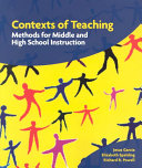 Contexts of Teaching