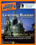 The Complete Idiot s Guide to Learning Russian