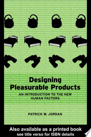 [pdf - epub] Designing Pleasurable Products - Read eBooks Online