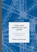 CEOs and White-Collar Crime Pdf