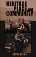 Heritage Place And Community Book PDF