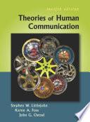 Theories of Human Communication