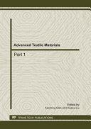 Advanced Textile Materials Book