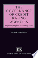 The Governance of Credit Rating Agencies