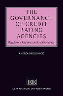 The Governance of Credit Rating Agencies Pdf/ePub eBook
