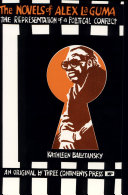 The Novels of Alex La Guma