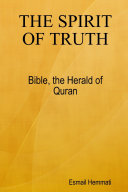 The Spirit Of Truth  Bible The Herald Of Quran