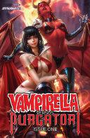 Pdf Vampirella VS. Purgatori #1