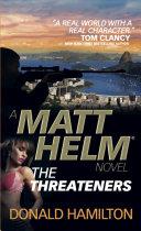 Matt Helm - The Threateners Pdf/ePub eBook