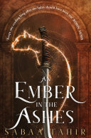 An Ember in the Ashes Sabaa Tahir Cover
