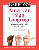 American Sign Language Pdf/ePub eBook