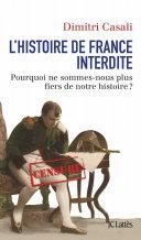 Pdf L'histoire de France interdite Telecharger