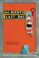 Ms. Bixby's Last Day Book