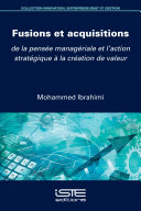 Fusions et acquisitions ebook