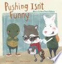 Pushing Isn t Funny Book PDF