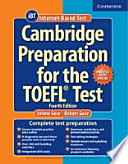Cambridge Preparation for the TOEFL Test. Fourth Edition