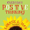 Everyday Positive Thinking Pdf/ePub eBook
