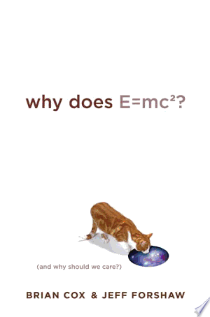 Why Does E=mc2? banner backdrop