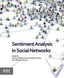 Sentiment Analysis In Social Networks Book PDF