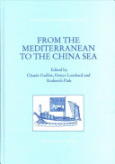 From the Mediterranean to the China Sea
